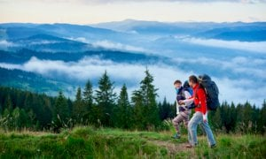 Si torna a camminare in montagna, Uncem: ''Un passo in avanti''