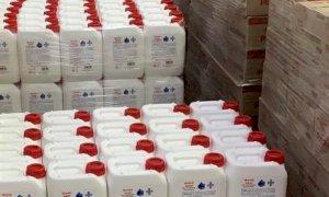 Diageo dona centomila litri di gel disinfettante per la lotta al coronavirus in Piemonte