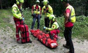 'Ok alle uscite in montagna, ma in sicurezza': l'appello del Soccorso Alpino