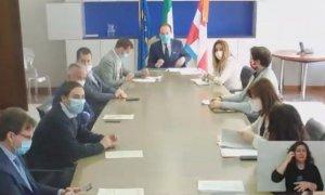 'Riparti Piemonte': Cirio presenta il piano da 808 milioni per l'economia della Regione