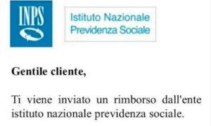 False mail per ottenere il bonus da 600 euro, il tentativo di truffa segnalato dalla Polizia Postale