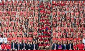 'Ripartiamo insieme': le indicazioni per devolvere il 5x1000 alla Granda Volley Academy