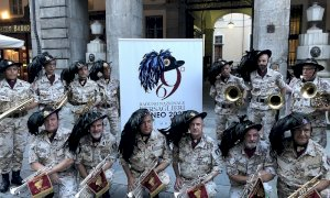 Cuneo, il raduno dei Bersaglieri slitta di un anno. Borgna: ''È un arrivederci, non certo un addio''