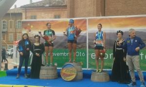 Tanti gli atleti cuneesi protagonisti alla Ecomaratona del Barbaresco 2016