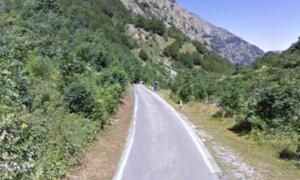 Riaperta la strada provinciale per San Giacomo di Entracque