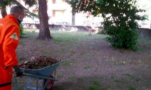 Ceva, i volontari hanno riordinato il giardino del vecchio ospedale