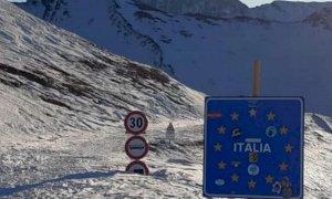 Colle dell'Agnello, la Francia emette un'ordinanza per la chiusura temporanea del valico