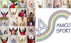 Partiti gli 'Smart Games', presenti anche gli atleti di 'Amico Sport'