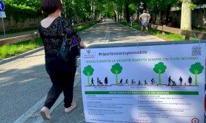 Viale Angeli pedonale è un successo, prorogata la chiusura al traffico fino al 2 giugno