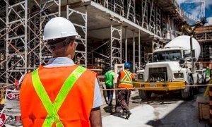 Gli edili della Cgil bocciano il 'Riparti Piemonte': 'La sicurezza sul lavoro non è un costo'