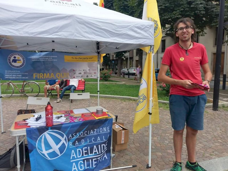 Filippo Blengino torna in carica come referente dei Radicali Italiani: 'Presto l'assemblea costituente'