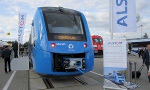 Ferrovie, Alstom completa le prove dei primi due treni a idrogeno: dal 2022 addio ai vecchi diesel