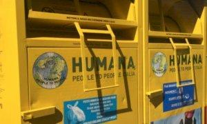 Dal 25 maggio verranno riaperti i contenitori per la raccolta di abiti usati nei Comuni del CEC