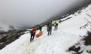 Nel 2019 il Soccorso Alpino piemontese ha risposto a 1989 chiamate: numeri in aumento da dieci anni