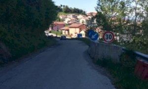 Progetto definitivo per sistemazione frane sulla provinciale 347 a Monforte d'Alba