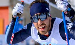 Sci nordico, Lorenzo Romano confermato in azzurro: è nella squadra Milano-Cortina 2026
