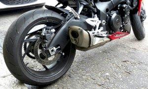 Pamparato, fuori strada con la moto dopo una sbandata: interviene l'elisoccorso
