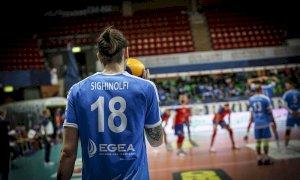 Pallavolo, Nicholas Sighinolfi resta a Cuneo