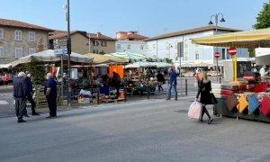 Busca, il nuovo mercato piace all'amministrazione comunale: 'Potrebbe diventare una scelta definitiva'
