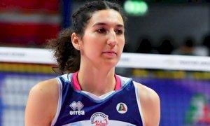 Pallavolo, Beatrice Molinaro è il primo rinforzo della Lpm Bam Mondovì