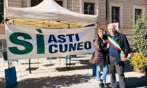 Asti-Cuneo, Borgna contro Cirio: 'C'è il progetto, non serve un commissario straordinario'