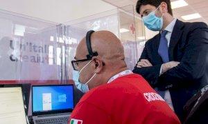 'No stalking, nè truffe: se ricevete una chiamata dallo 06.5510 è la Croce Rossa Italiana'