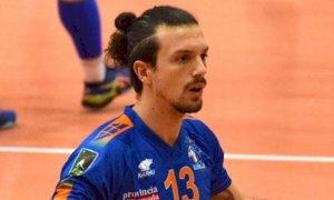 Pallavolo, il Vbc Mondovì conferma anche Filippo Pochini