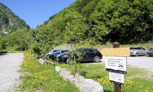 Alle Terme di Valdieri e a San Giacomo di Entracque parcheggi a pagamento per il ponte del 2 giugno