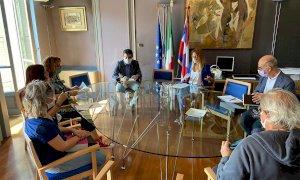 Scuola, l'assessore regionale al Lavoro Elena Chiorino ha incontrato i sindacati di base