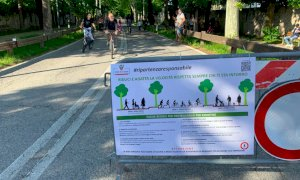 Cuneo, prorogata di altre due settimane la chiusura al traffico di viale Angeli