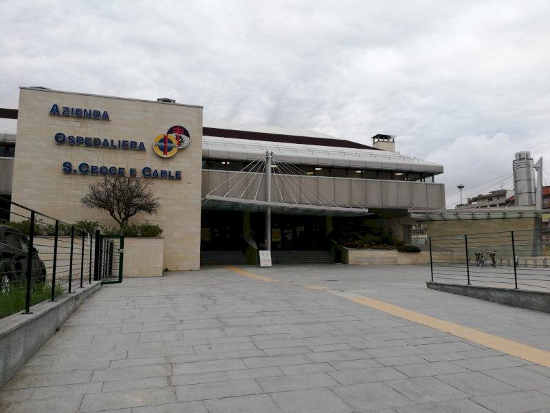 Ripartono le visite ambulatoriali all'ospedale Santa Croce e Carle