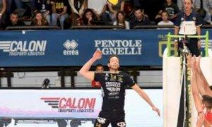 Pallavolo, Cuneo rinforza il reparto schiacciatori con Alessandro Preti