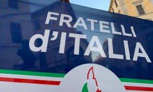 Martedì 2 giugno Fratelli d'Italia manifesta a Cuneo in piazza Torino 'contro l'immobilismo del Governo'