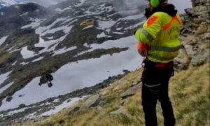 Valle Maira, doppio intervento del Soccorso Alpino