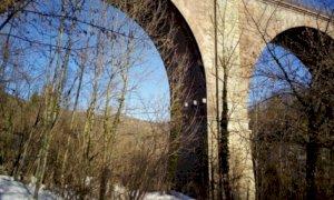 Il ponte dell'Olla di Gaiola 'non presenta problemi strutturali', ma chiuderà ai mezzi oltre le 44 tonnellate