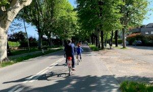 Cuneo, si va verso la pedonalizzazione di viale Angeli per tutta l'estate (poi si vedrà)