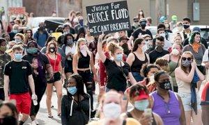 Le proteste per la morte di George Floyd sbarcano in Piemonte: sabato un flash mob a Torino