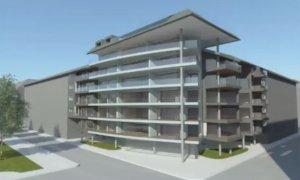 Cuneo, svelato il progetto dell'edificio che sorgerà al posto dell'ex Policlinico in corso Dante