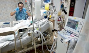 In Piemonte i ricoverati in terapia intensiva per covid scendono a quaranta