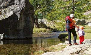 'Escursioni in Famiglia', una nuova mappa curata dall'Associazione per il Turismo Outdoor