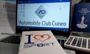 Corso a distanza per ottenere la prima licenza organizzato dall'Automobile Club Cuneo
