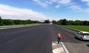 Conclusi i lavori di bitumatura sulla Bovesana, il traffico è tornato regolare
