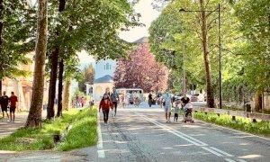 Rumors confermati, viale Angeli sarà pedonale fino a settembre
