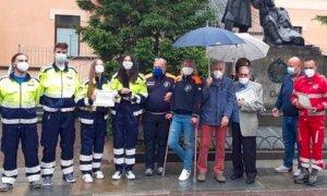 Borgo San Dalmazzo, il Comune premia le associazioni impegnate per la comunità durante il 'lockdown'