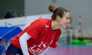 Pallavolo, Martina Bordignon confermata alla Lpm Bam Mondovì