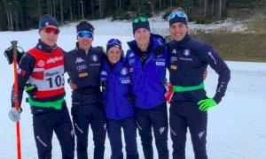 Paolo Rivero confermato nello staff delle nazionali Juniores di sci di fondo