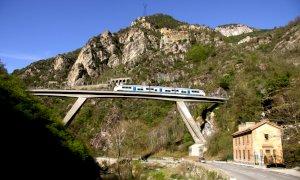 Borgo San Dalmazzo sostiene la Ferrovia Cuneo-Nizza, candidata a 'luogo del cuore' del Fai