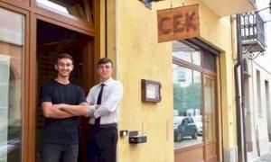 Giovane chef corona il suo sogno aprendo un'osteria nel centro storico di Cuneo