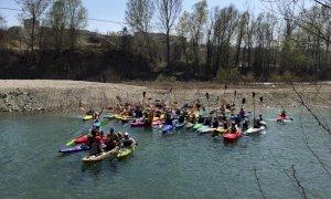 Dal 22 giugno alle Basse di Stura un camp estivo con l'Asd Cuneo Canoa