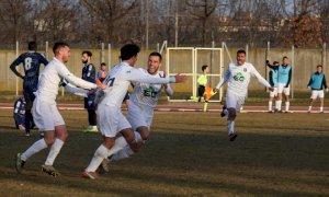 Calcio, ora è ufficiale: Saluzzo promosso in Serie D